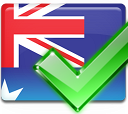 trading binary options australia flags