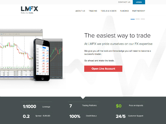 LMFX Screenshot 1