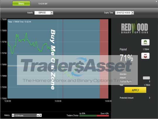 Redwood options broker review