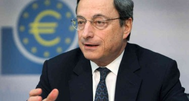 Euro Down after Draghi's Interest Rate Cuts