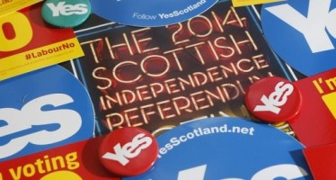 Scotland Votes, Japan Struggles, the USD Grows Stronger