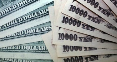 US Dollar Hits Six Year High against the Japanese Yen