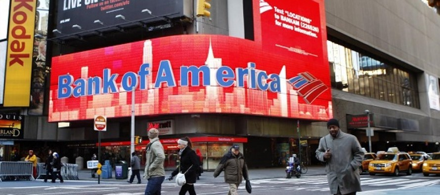Bullish Bank of America Prices are Expected