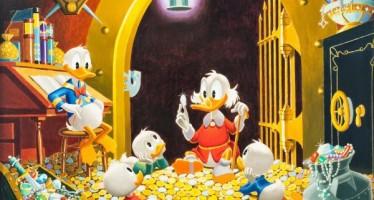 Disney Beats Revenue Expectations