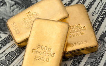 Gold Falls to New Lows as USD Sells