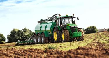 Deere & Company's Earnings Indicate Slow Global Growth
