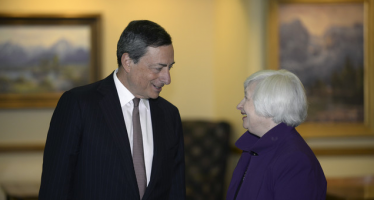 Draghi, Yellen, the Euro and the US Dollar