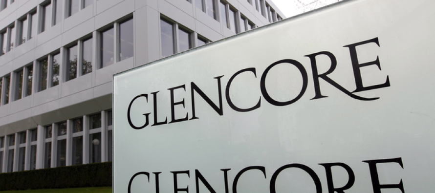 Slump in Commodities Hits Glencore