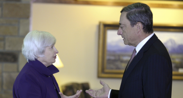 The ECB, The Fed and EURUSD