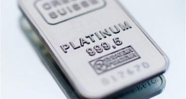 Low Industrial Demand Keeps Platinum in Bear Grip