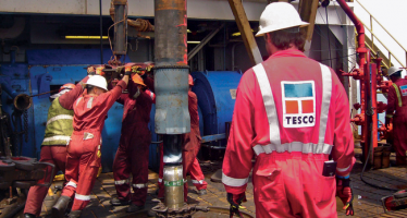 Tesco Corp Resumes Downtrend on Low Crude Prices