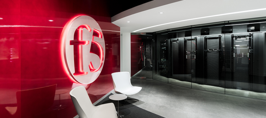 F5 Networks to Rise Further on News of Probable Sale