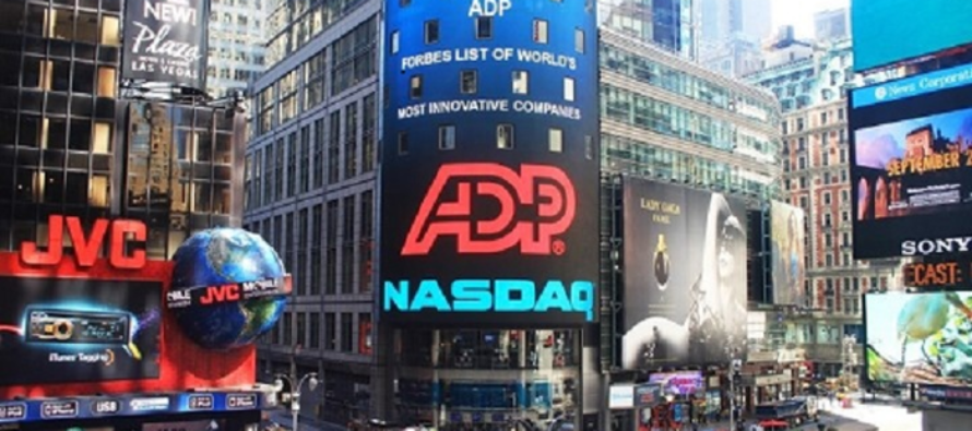 ADP's Q4 EPS Tops Estimates, Issues Upbeat FY17 Outlook