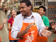Home Depot Signals Uptrend on Raise in FY16 EPS View