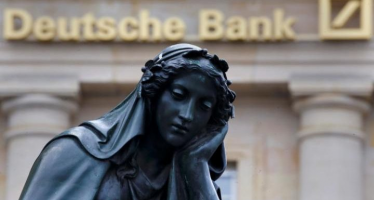 Euro Strengthens on Hopes of Lower Fine on Deutsche Bank