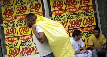 High Inflation Rate Turns Brazilian Real Weak