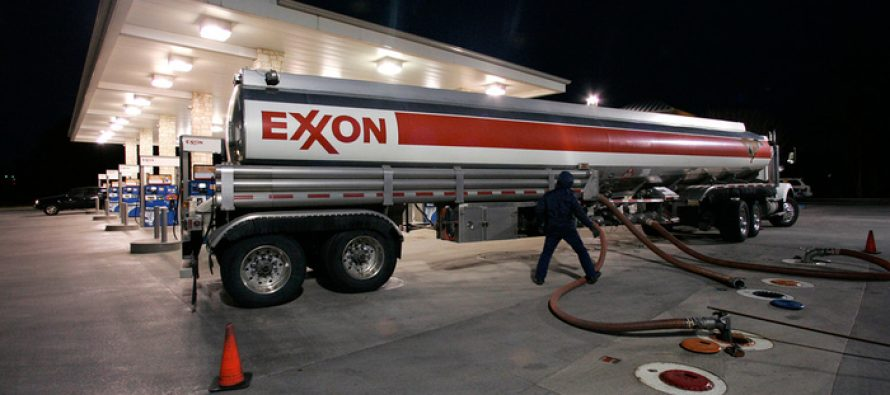 Exxon Remains Bullish on Prospects of Rise in Crude Price
