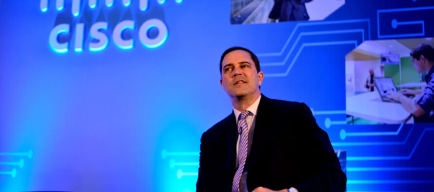 IoT Related Services to Spur Cisco's Growth