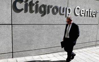 Citigroup Q4 EPS Tops View, Fixed Income Rev up 36% y-o-y