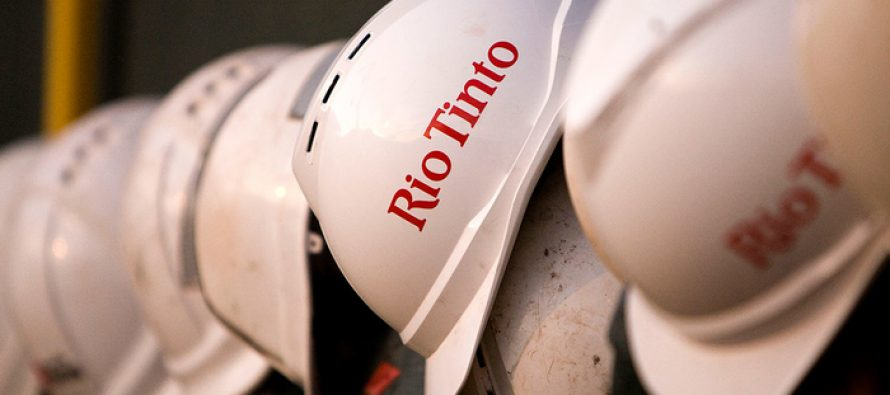 Rio Tinto Swings to Profit in FY16, Beats Earnings View