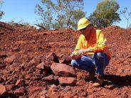 Aussie Turns Weak on Gloomy Iron Ore Price Forecast
