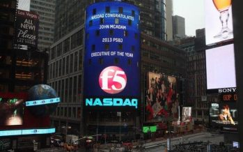F5 Networks Remains Bullish on New Product Launches