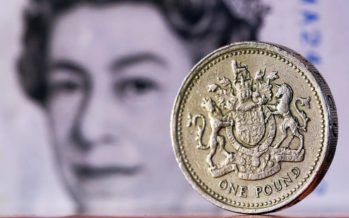 Pound Weakens on Five Month Low Service PMI Data