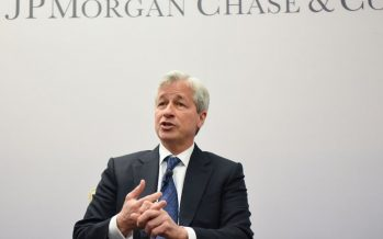 JP Morgan Up on Strong Investment Banking Performance