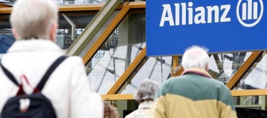 Allianz 1Q17 Revenues up 2.5%, Reaffirms FY17 Profit