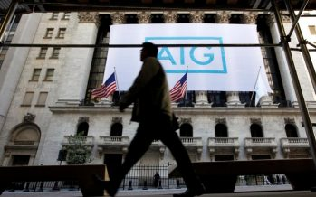 AIG to Shut Commercial, Consumer Divisions