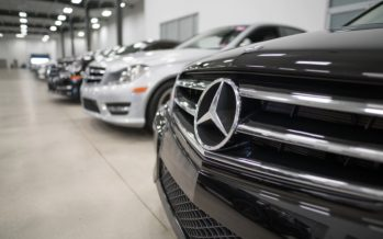 Daimler Posts Record Benz Sales, Issues Positive FY17 View