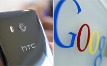 Google to Acquire HTC's Smartphone Business