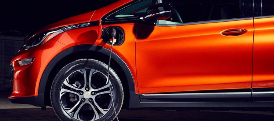 GM Announces Major Electric Vehicle Plan
