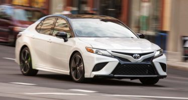 Toyota Reports 15% y-o-y Increase in Vehicle Sales