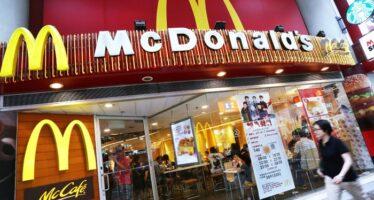 McDonald's Q3 Same-Store Sales Growth up 4.1% y-o-y