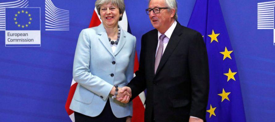 Pound Turns Bullish as UK & EU Strike Brexit Deal