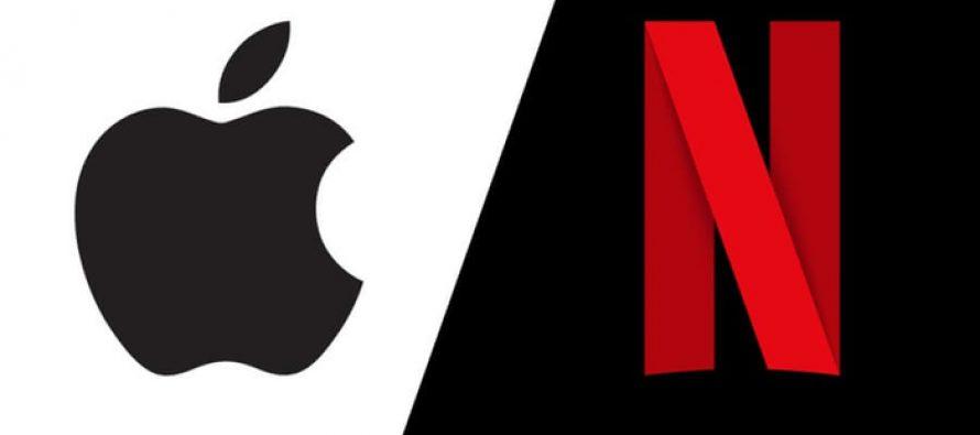 Netflix Rallies on Rumours Of Buyout By Apple