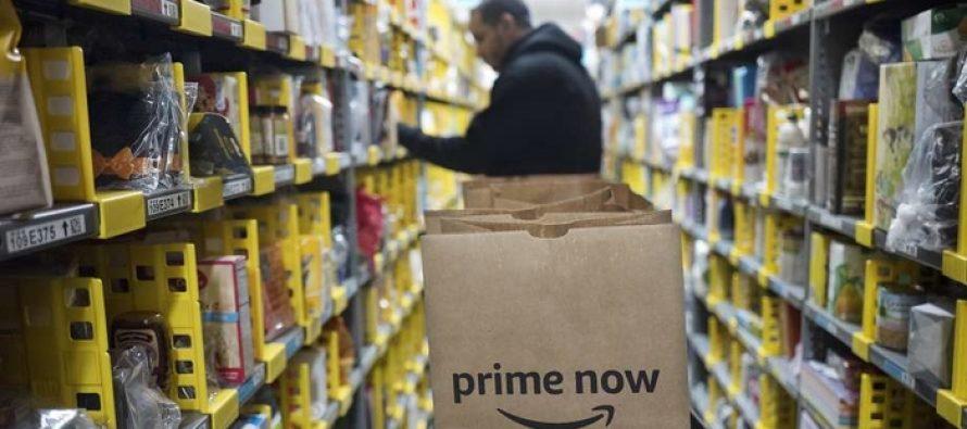 Amazon Crushes 4Q17 Estimates, Issues Upbeat 1Q18 View