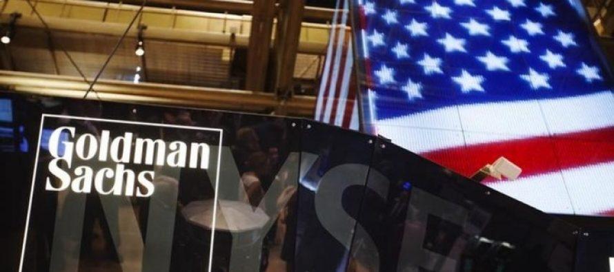 Goldman Sachs Beats 1Q18 EPS Estimates, Raises Dividend