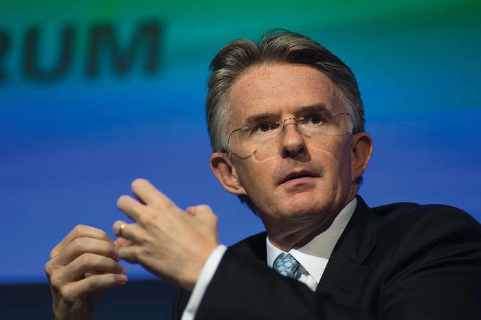 HSBC CEO John Flint - photo - August 2018