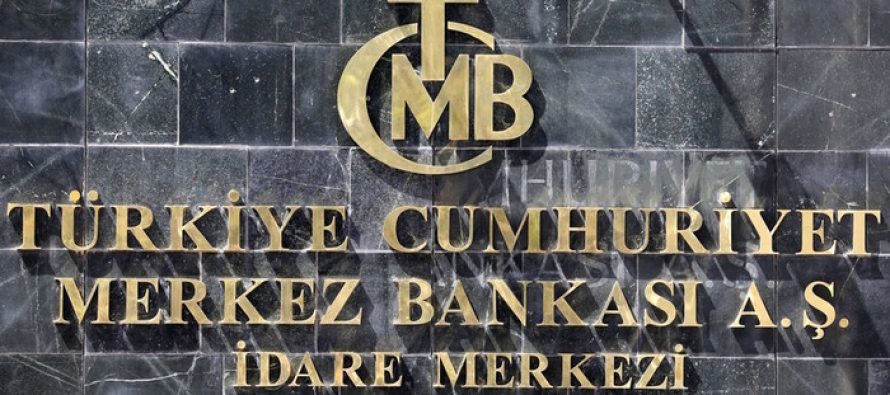 Turkish Central Bank Announces 625bp Rate Hike