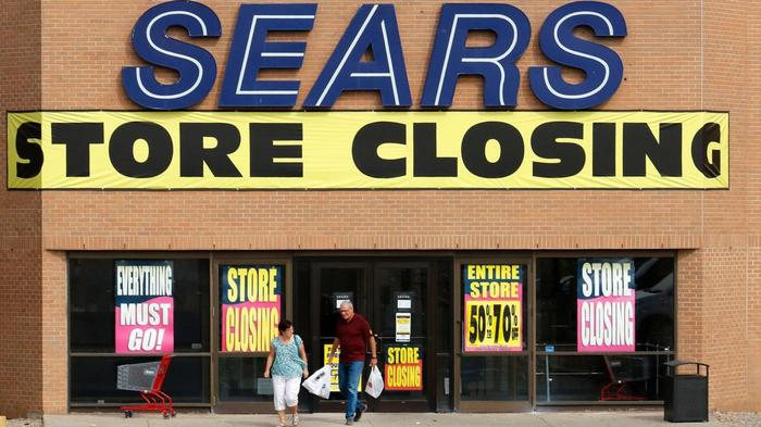 Sears Files For Bankruptcy, Edward Lampert Resigns As CEO