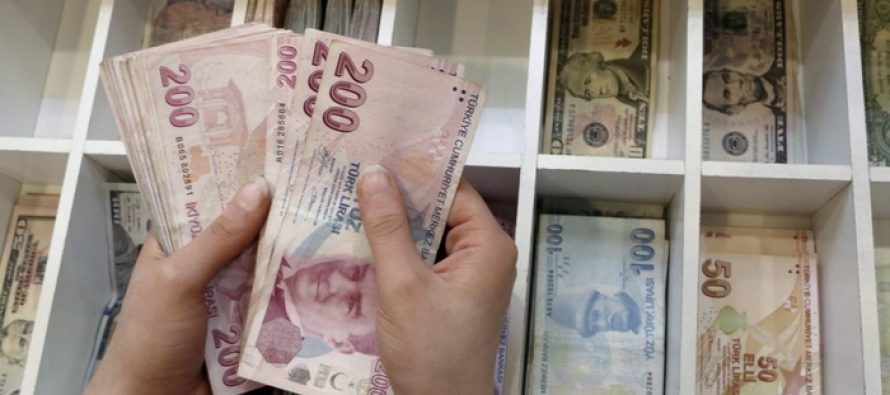 Turkish Lira Declines As Inflation Rate Surges 24.5%