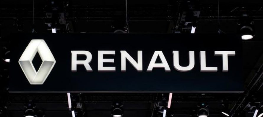 Renault Issues Positive 2019 Sales Growth Outlook