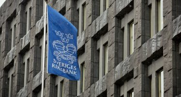 Swedish Central Bank Holds Benchmark Interest Rate