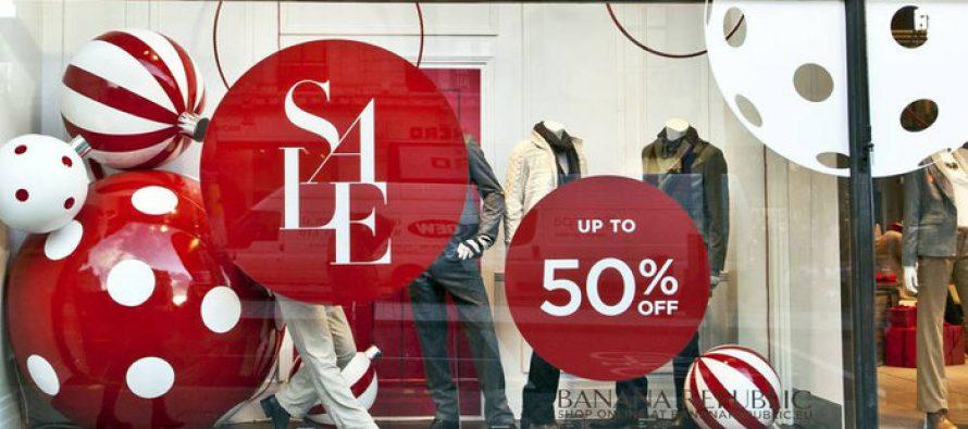 US Retail Sales Record Biggest Decline Since 2009