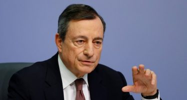 Euro Plunges On The Announcement Of Liquidity Measures By ECB