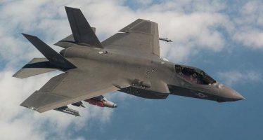 Turkish Lira Plunges On Suspension Of F-35 Parts Supply