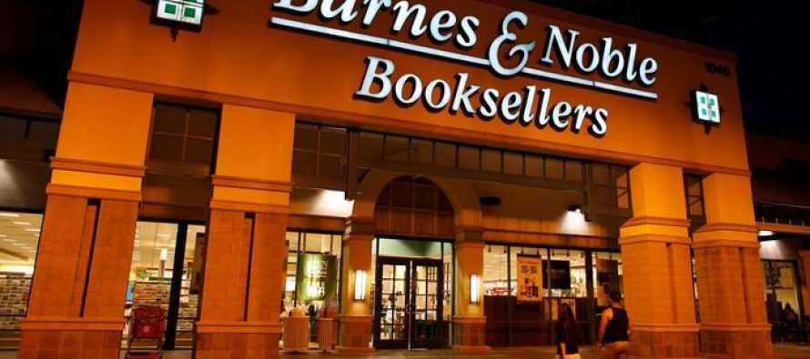 Elliott Acquires Book Seller Barnes & Noble For $683mln.