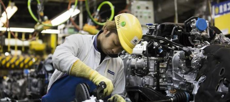 Yen Propelled By Strong Core Machinery Orders Data